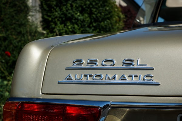 1967 Mercedes-Benz 250SL 'Pagoda' For Sale (picture 70 of 152)