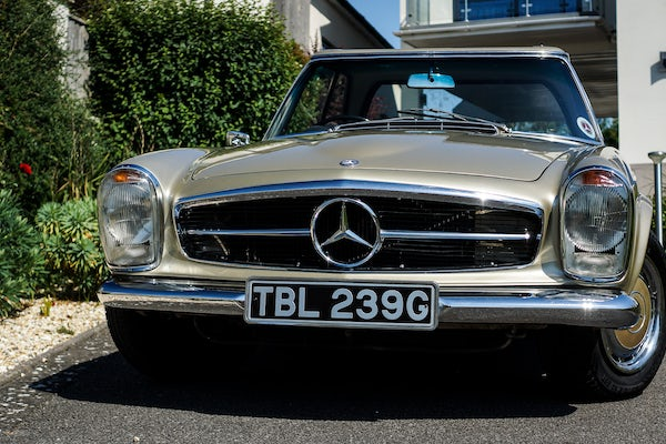 1967 Mercedes-Benz 250SL 'Pagoda' For Sale (picture 5 of 152)