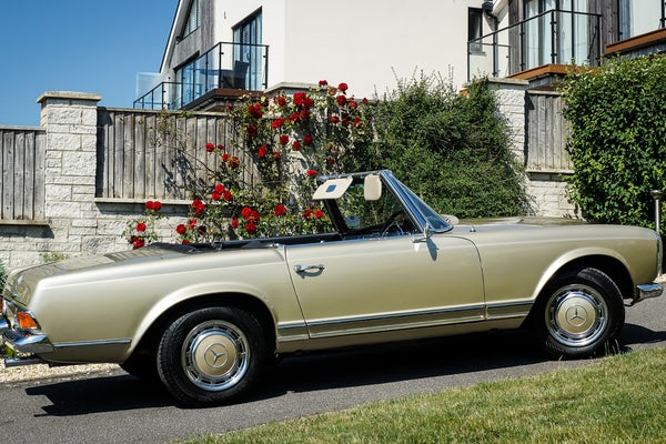 1967 Mercedes-Benz 250SL 'Pagoda' For Sale (picture 19 of 152)