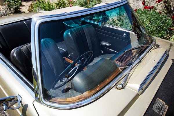 1967 Mercedes-Benz 250SL 'Pagoda' For Sale (picture 21 of 152)