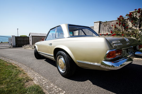1967 Mercedes-Benz 250SL 'Pagoda' For Sale (picture 14 of 152)