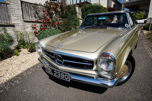 1967 Mercedes-Benz 250SL 'Pagoda' For Sale (picture 13 of 152)