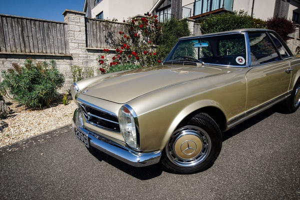 1967 Mercedes-Benz 250SL 'Pagoda' For Sale (picture 12 of 152)