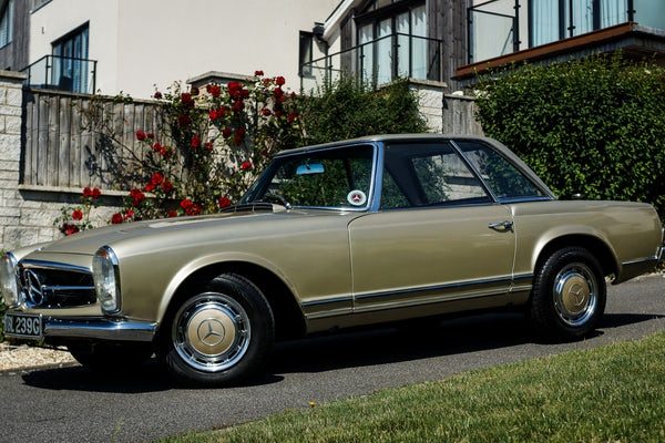 1967 Mercedes-Benz 250SL 'Pagoda' For Sale (picture 1 of 152)