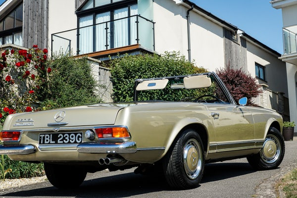 1967 Mercedes-Benz 250SL 'Pagoda' For Sale (picture 18 of 152)