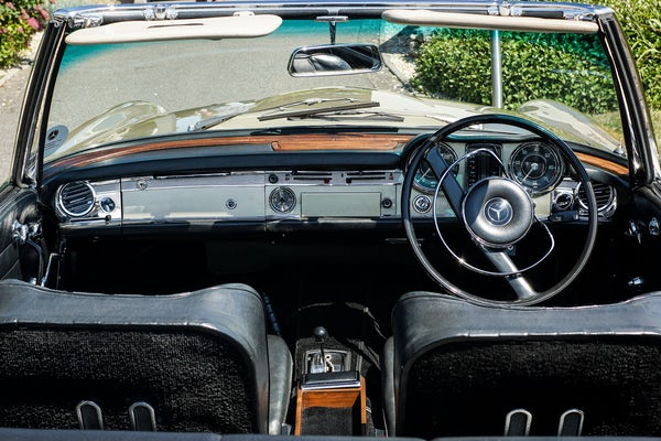 1967 Mercedes-Benz 250SL 'Pagoda' For Sale (picture 44 of 152)