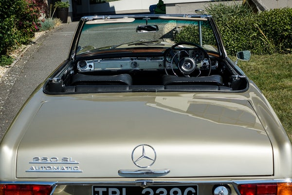 1967 Mercedes-Benz 250SL 'Pagoda' For Sale (picture 43 of 152)