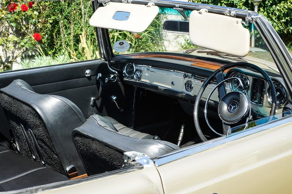 1967 Mercedes-Benz 250SL 'Pagoda' For Sale (picture 41 of 152)