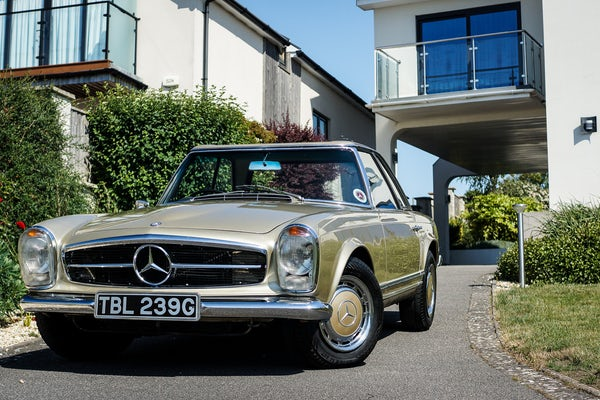 1967 Mercedes-Benz 250SL 'Pagoda' For Sale (picture 3 of 152)