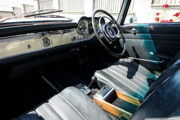 1967 Mercedes-Benz 250SL 'Pagoda' For Sale (picture 28 of 152)