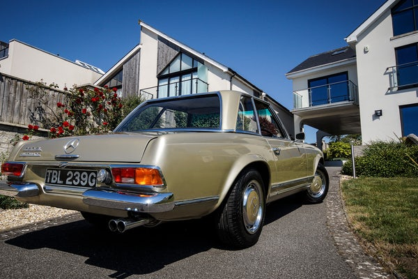 1967 Mercedes-Benz 250SL 'Pagoda' For Sale (picture 17 of 152)
