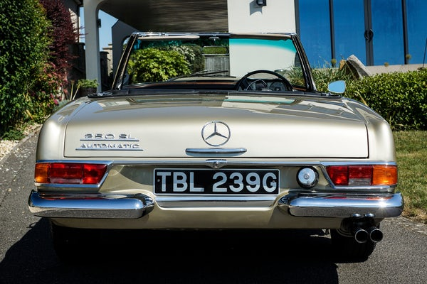1967 Mercedes-Benz 250SL 'Pagoda' For Sale (picture 20 of 152)