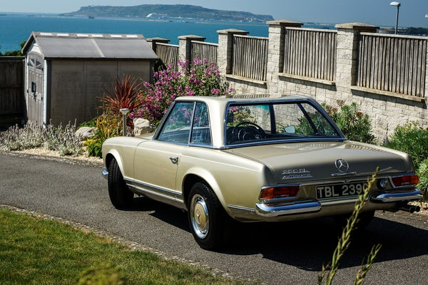 1967 Mercedes-Benz 250SL 'Pagoda' For Sale (picture 7 of 152)