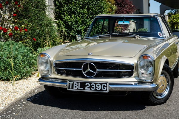 1967 Mercedes-Benz 250SL 'Pagoda' For Sale (picture 4 of 152)