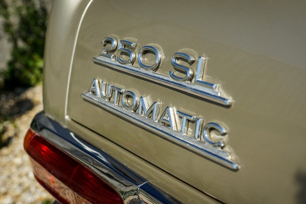 1967 Mercedes-Benz 250SL 'Pagoda' For Sale (picture 87 of 152)