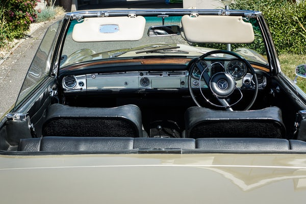 1967 Mercedes-Benz 250SL 'Pagoda' For Sale (picture 42 of 152)