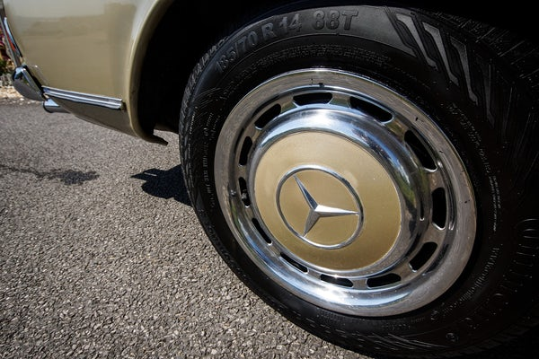 1967 Mercedes-Benz 250SL 'Pagoda' For Sale (picture 24 of 152)