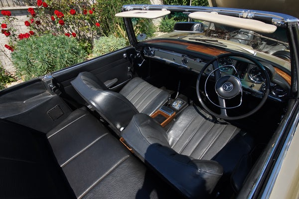 1967 Mercedes-Benz 250SL 'Pagoda' For Sale (picture 48 of 152)
