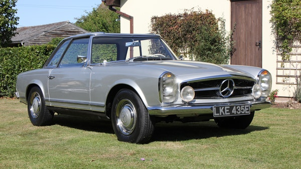 1967 Mercedes-Benz 250SL Pagoda Automatic For Sale (picture 8 of 150)