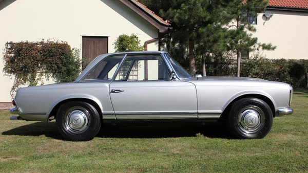 1967 Mercedes-Benz 250SL Pagoda Automatic For Sale (picture 9 of 150)