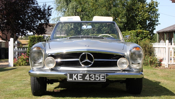 1967 Mercedes-Benz 250SL Pagoda Automatic For Sale (picture 1 of 150)