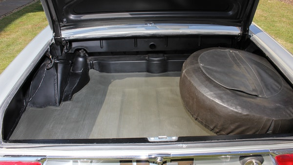 1967 Mercedes-Benz 250SL Pagoda Automatic For Sale (picture 71 of 150)
