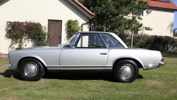 1967 Mercedes-Benz 250SL Pagoda Automatic For Sale (picture 4 of 150)