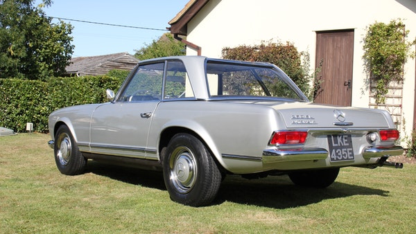 1967 Mercedes-Benz 250SL Pagoda Automatic For Sale (picture 5 of 150)