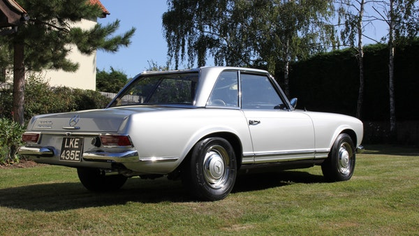 1967 Mercedes-Benz 250SL Pagoda Automatic For Sale (picture 10 of 150)