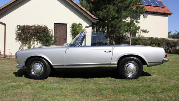 1967 Mercedes-Benz 250SL Pagoda Automatic For Sale (picture 16 of 150)