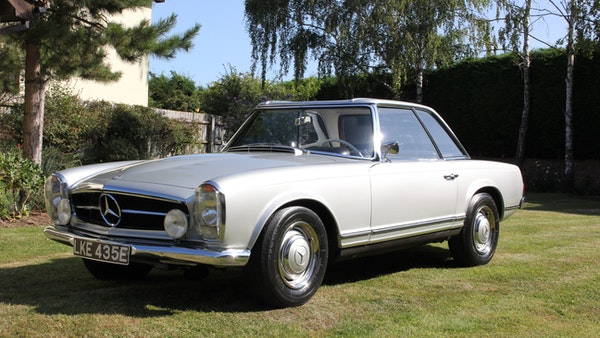 1967 Mercedes-Benz 250SL Pagoda Automatic For Sale (picture 3 of 150)