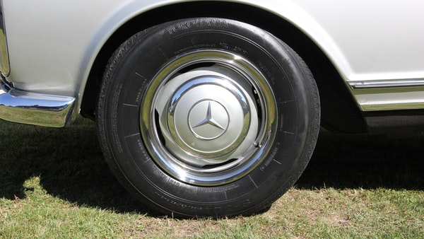 1967 Mercedes-Benz 250SL Pagoda Automatic For Sale (picture 20 of 150)
