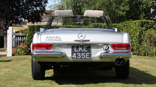1967 Mercedes-Benz 250SL Pagoda Automatic For Sale (picture 14 of 150)