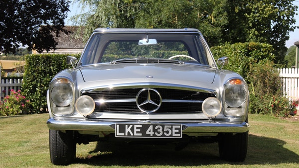 1967 Mercedes-Benz 250SL Pagoda Automatic For Sale (picture 7 of 150)
