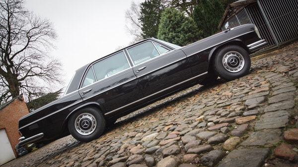 RESERVE LOWERED - 1972 Mercedes-Benz 280 SEL For Sale (picture 20 of 103)