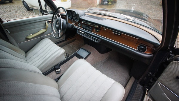 RESERVE LOWERED - 1972 Mercedes-Benz 280 SEL For Sale (picture 29 of 103)