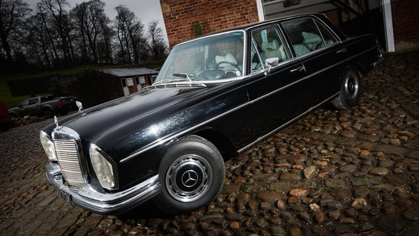RESERVE LOWERED - 1972 Mercedes-Benz 280 SEL For Sale (picture 8 of 103)