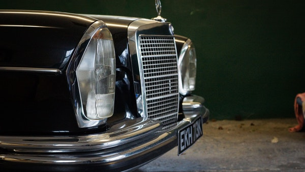 RESERVE LOWERED - 1972 Mercedes-Benz 280 SEL For Sale (picture 62 of 103)