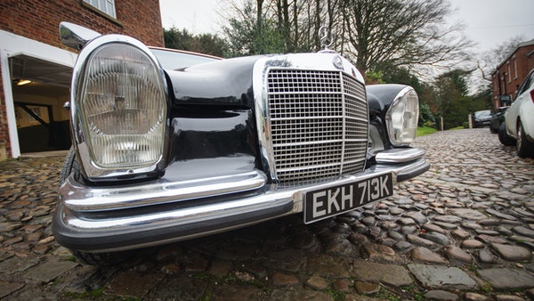 RESERVE LOWERED - 1972 Mercedes-Benz 280 SEL For Sale (picture 61 of 103)