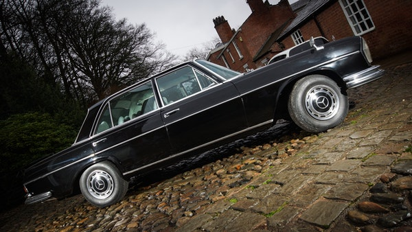 RESERVE LOWERED - 1972 Mercedes-Benz 280 SEL For Sale (picture 18 of 103)