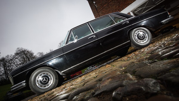 RESERVE LOWERED - 1972 Mercedes-Benz 280 SEL For Sale (picture 19 of 103)