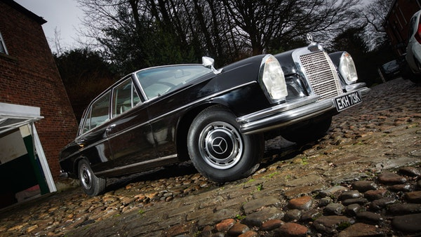 RESERVE LOWERED - 1972 Mercedes-Benz 280 SEL For Sale (picture 3 of 103)