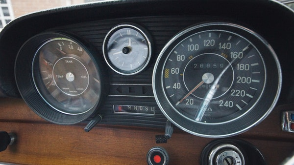 RESERVE LOWERED - 1972 Mercedes-Benz 280 SEL For Sale (picture 32 of 103)
