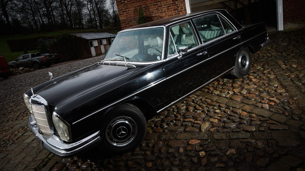 RESERVE LOWERED - 1972 Mercedes-Benz 280 SEL For Sale (picture 9 of 103)