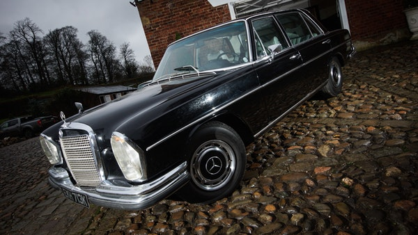 1972 Mercedes-Benz 280 SEL For Sale (picture 12 of 95)
