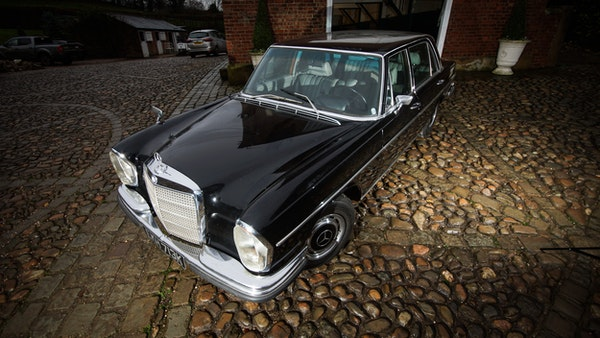 1972 Mercedes-Benz 280 SEL For Sale (picture 14 of 95)