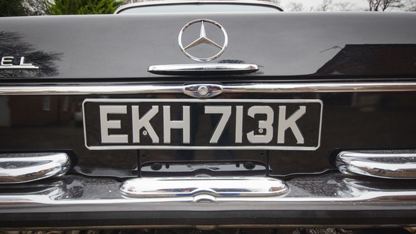 1972 Mercedes-Benz 280 SEL For Sale (picture 73 of 95)