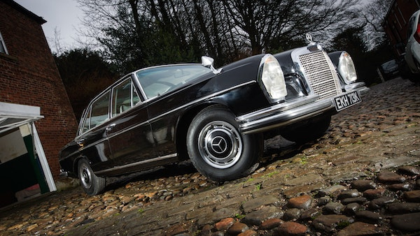 1972 Mercedes-Benz 280 SEL For Sale (picture 8 of 95)