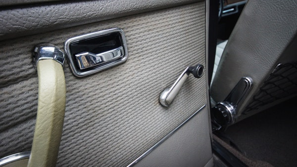 1972 Mercedes-Benz 280 SEL For Sale (picture 43 of 95)