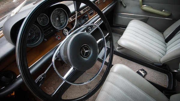 1972 Mercedes-Benz 280 SEL For Sale (picture 31 of 95)